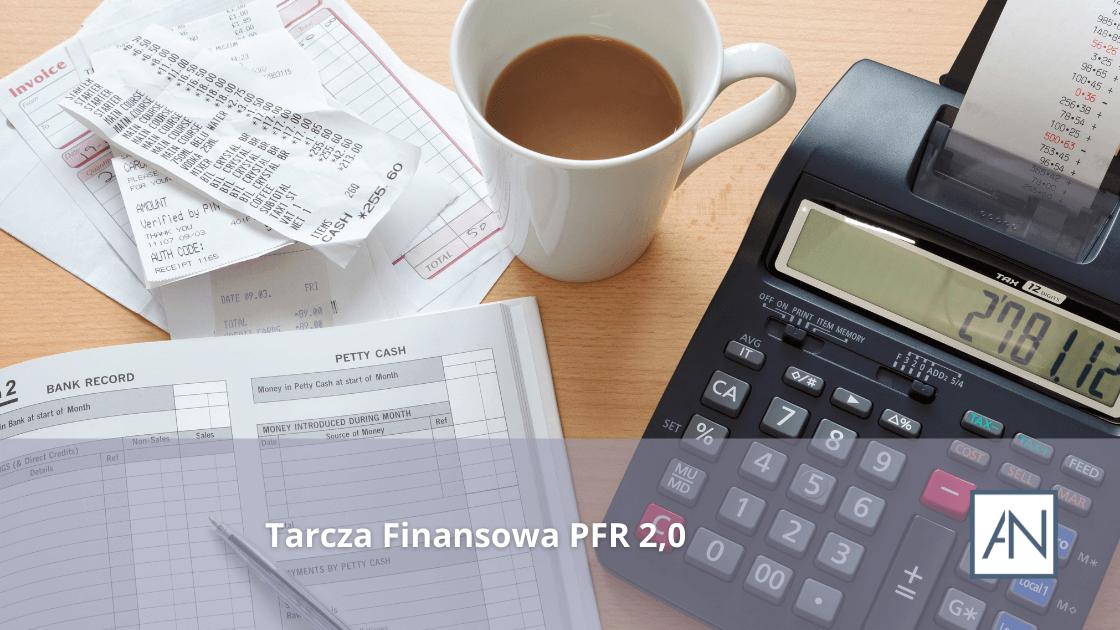 Tarcza Finansowa PFR 2,0