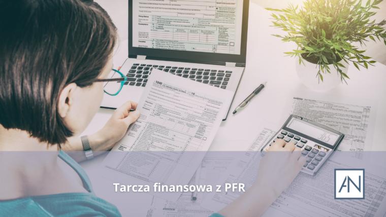 Tarcza finansowa z PFR